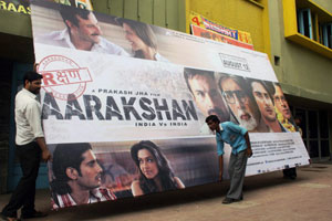 Aarakshan banned in 3 states