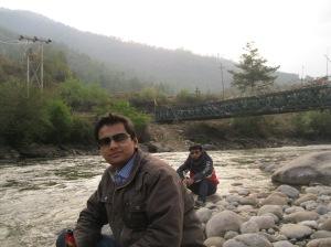 Paro Chu river