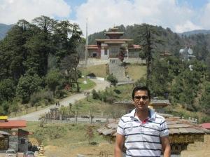 Zangto Pelri Lhakhang Temple, Thimpu